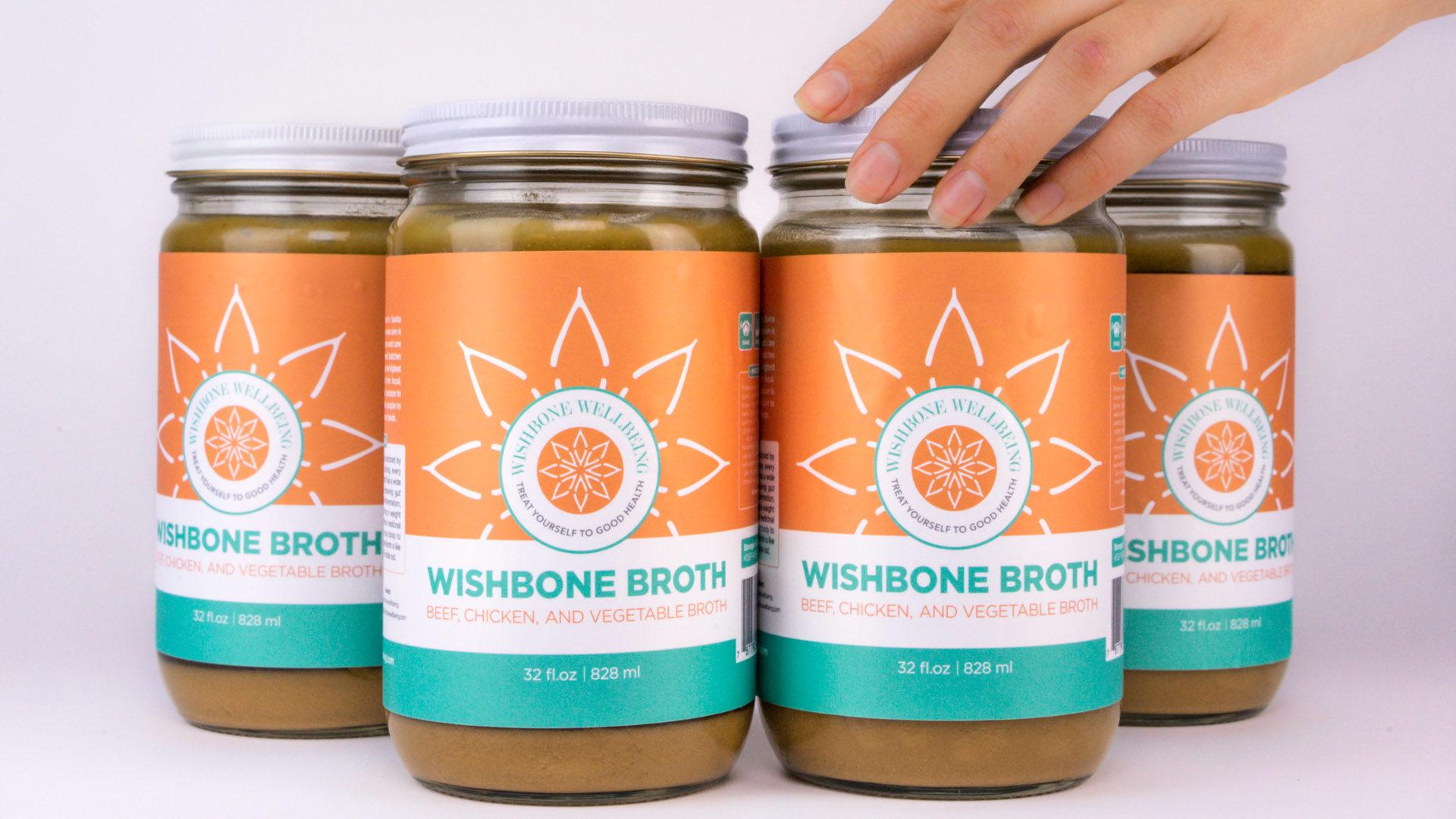 Buy Wishbone Wellbeing Bone Broth in Santa Barbara, CA
